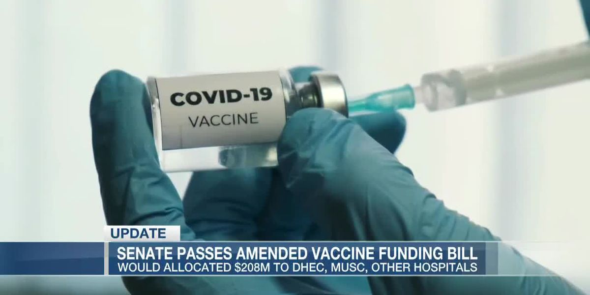 VIDEO: Senate approves $208M funding bill to improve vaccine rollout