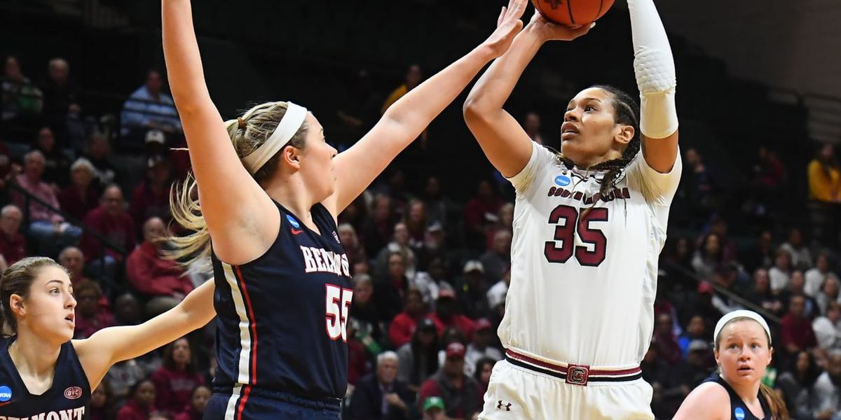 Gamecocks Take Out Belmont in NCAA Tournament First Round