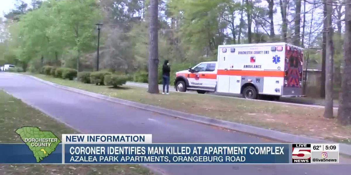 VIDEO: Coroner identifies man killed in Summerville shooting that injured two others