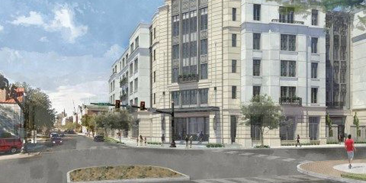 Hilton timeshare construction to begin this year in downtown Charleston