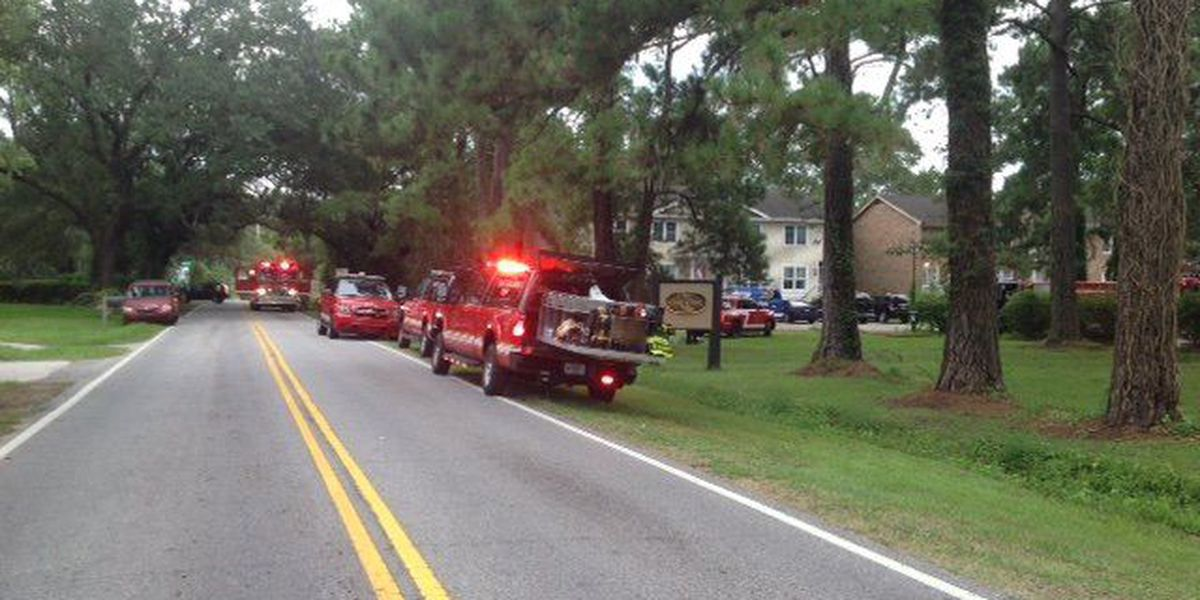 Red Cross assisting James Island family after apartment fire