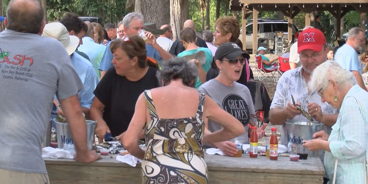 Bluffton kicks off week-long arts and seafood festival
