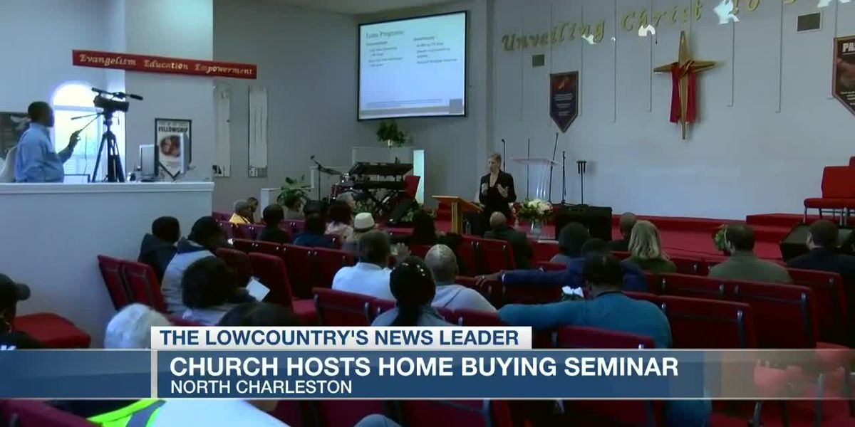 VIDEO: Church hosts home buying seminar