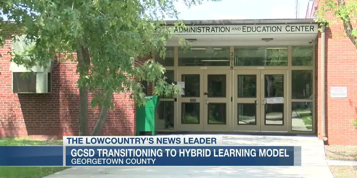 VIDEO: Georgetown County schools transitioning to hybrid plan