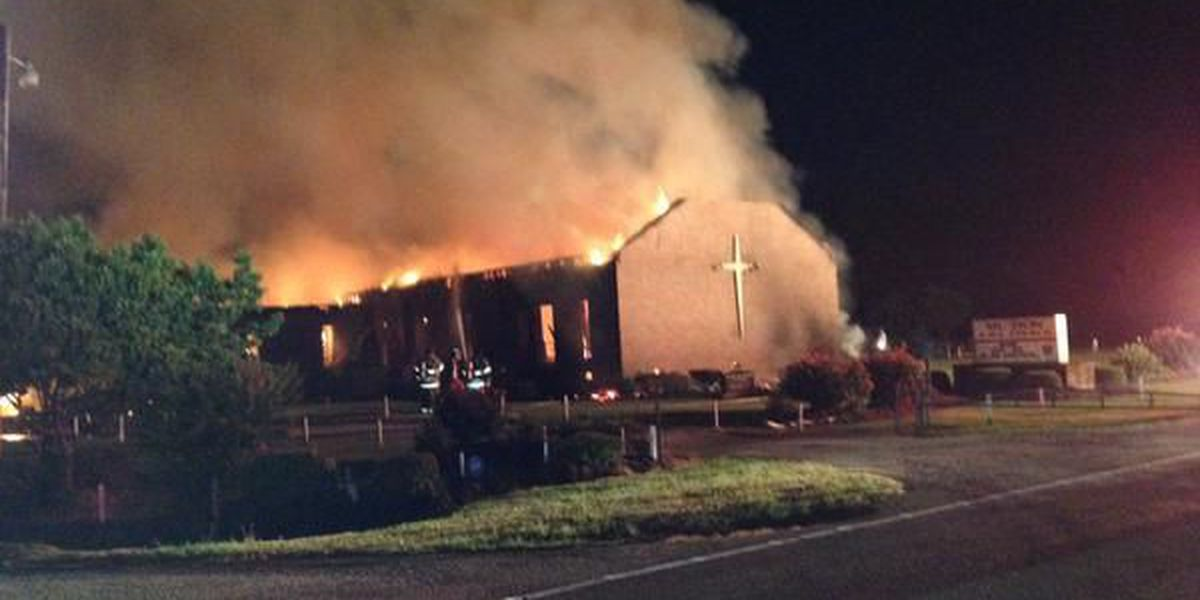 SLED: Cause of fire at Mt. Zion AME church 'natural' in nature