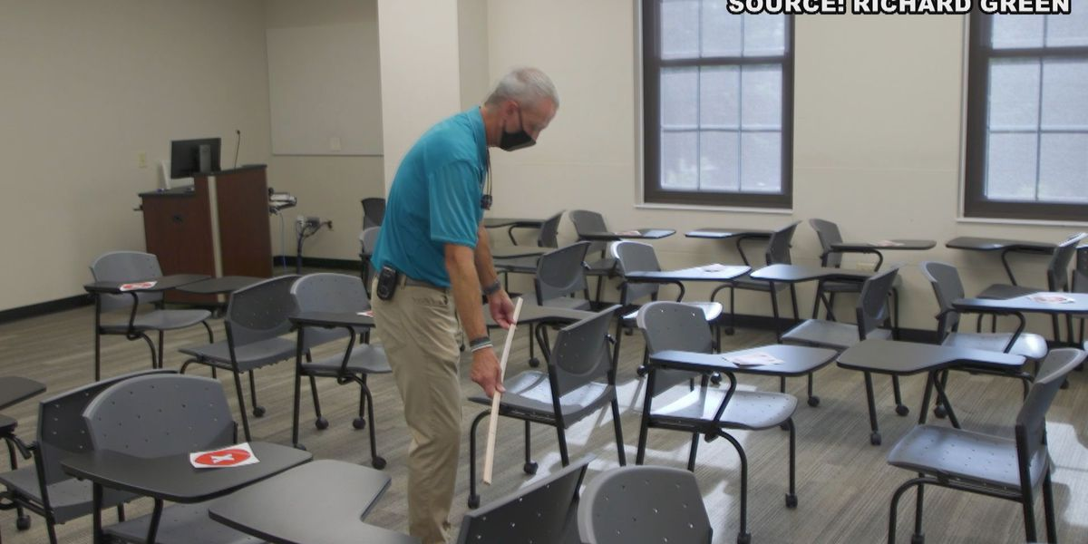 Coastal Carolina University highlights new safety measures in video series