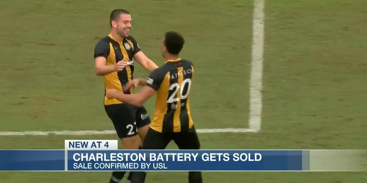 VIDEO: Charleston Battery announces sale of team to new owners