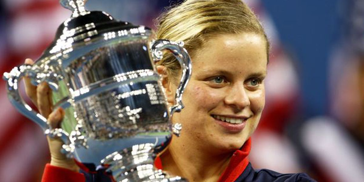 Four Time Grand Slam Champion Kim Clijsters Joins Volvo Car