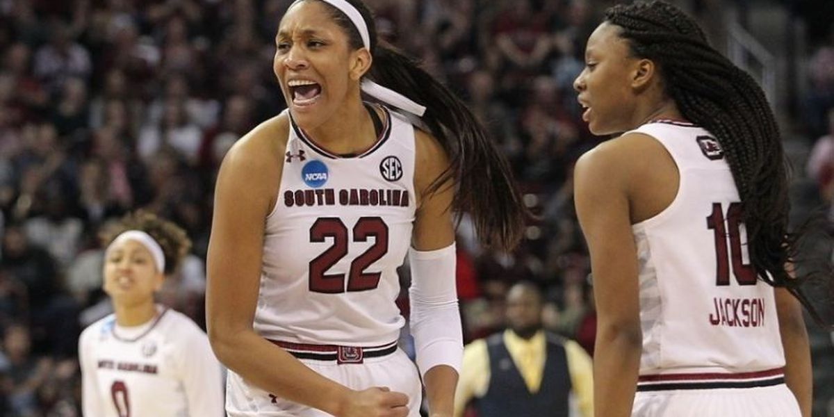 No. 7 Gamecocks Open NCAA Tournament With 63-52 Win Over NC A&T