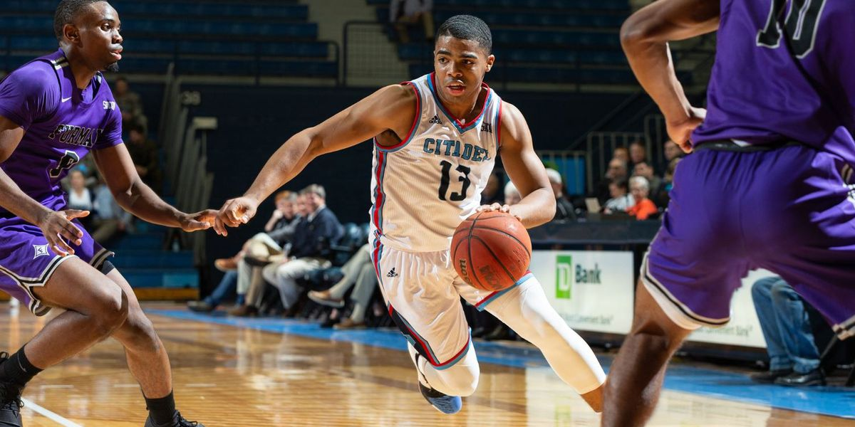 The Citadel's Stallworth, Najdawi Pick Up All-SoCon Honors