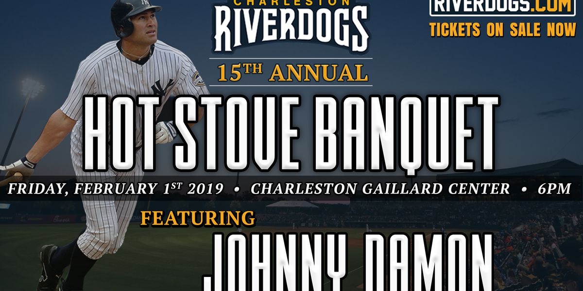 Red Sox, Yankees Great Johnny Damon Headlines 2019 Hot Stove Banquet
