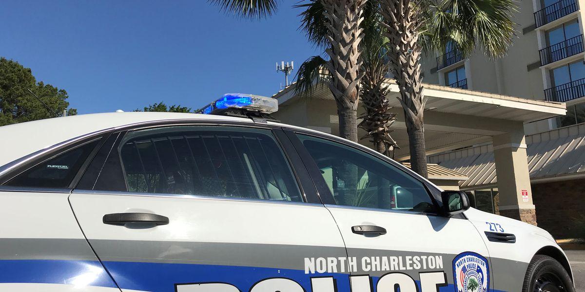 Large law enforcement presence at N. Charleston hotel, one in custody