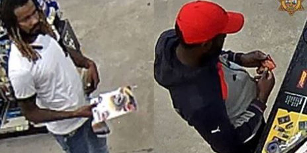 Deputies looking to identify suspects in 'sophisticated' credit card fraud operation