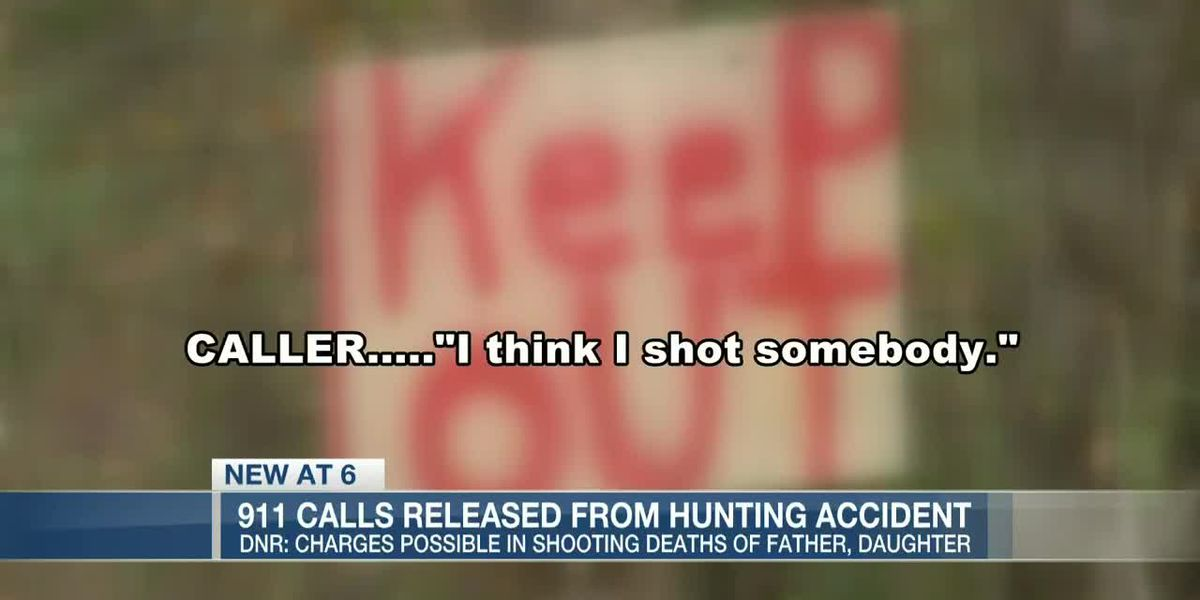 VIDEO: 911 call in fatal hunting accident: 'I thought it was a deer'