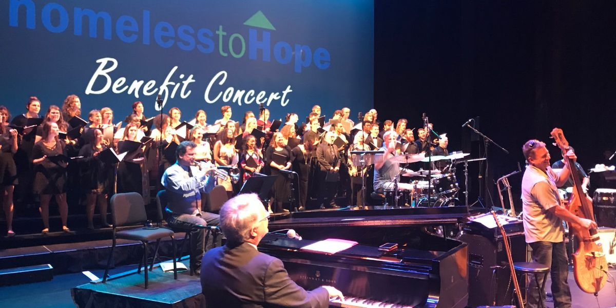 Lowcountry leaders and musicians raise money during second Homeless to Hope benefit concert