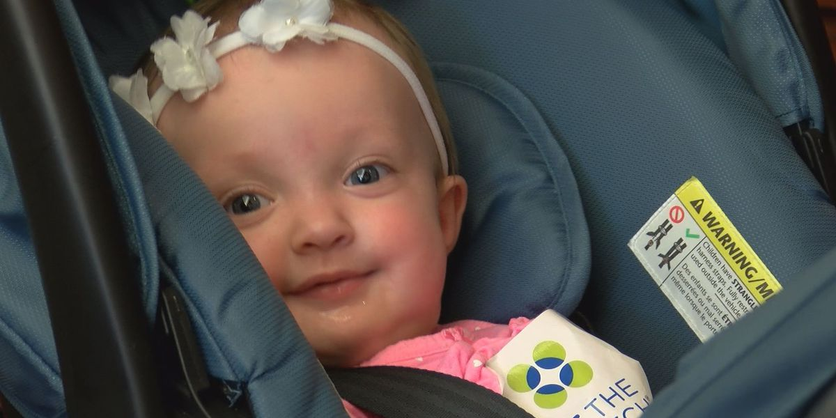 Lowcountry infant with rare disease needs a blood stem cell donor