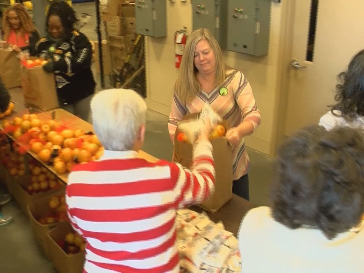 Hundreds of Lowcountry families to receive food baskets, toys from Dominion Energy