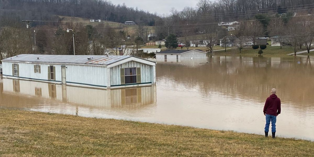 Heavy rains lead to rescues, road closures in Appalachia