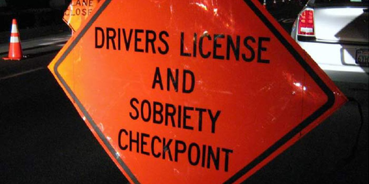 Complaints about speeding, reckless driving lead to sobriety, license checkpoints this week