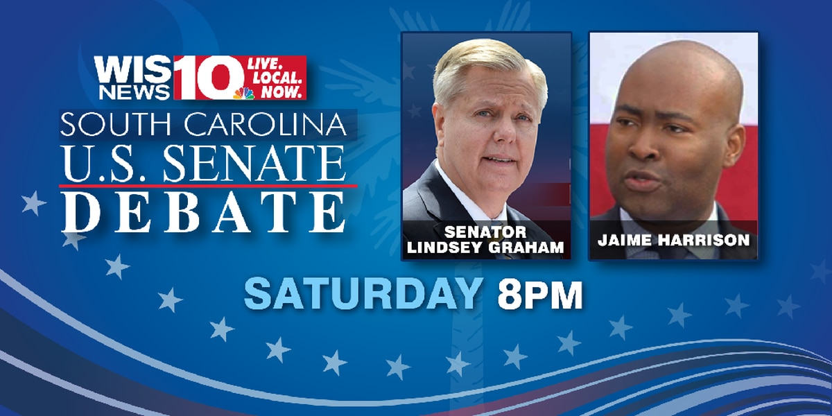 WATCH: Graham and Harrison face off in first debate