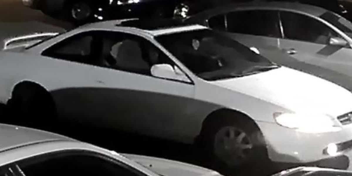 Goose Creek PD searching for man caught on camera breaking into cars
