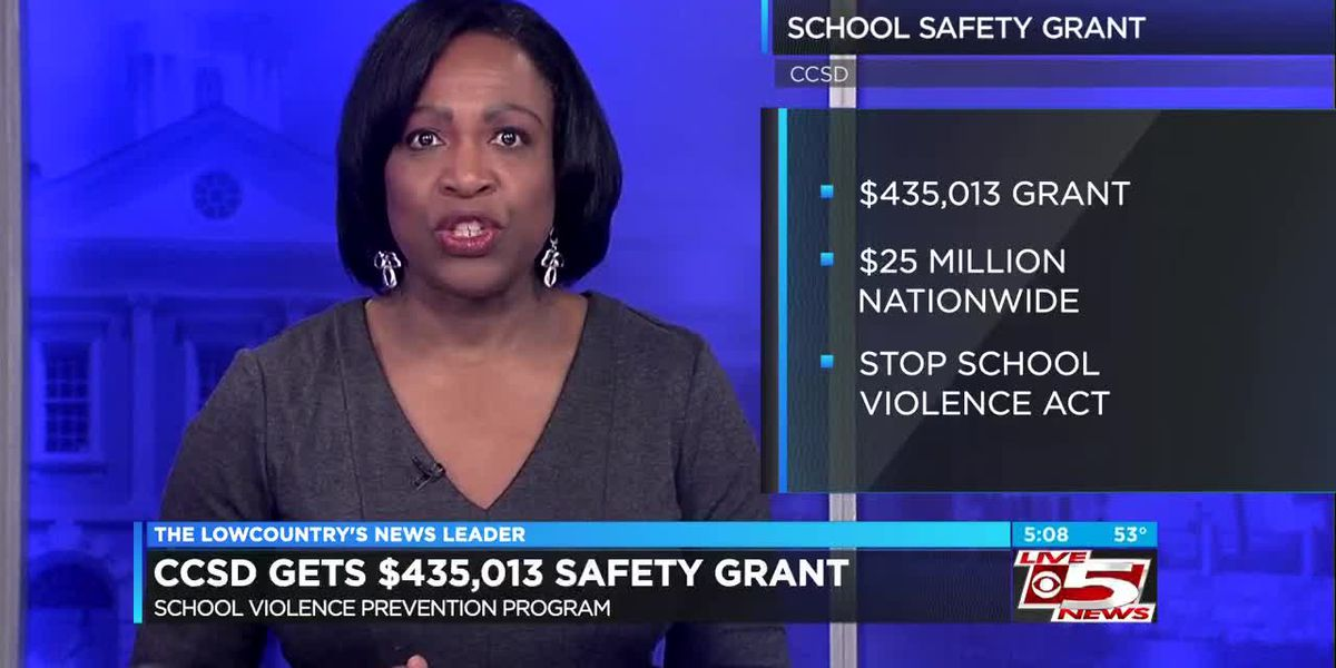 VIDEO: CCSD receives $400K safety grant