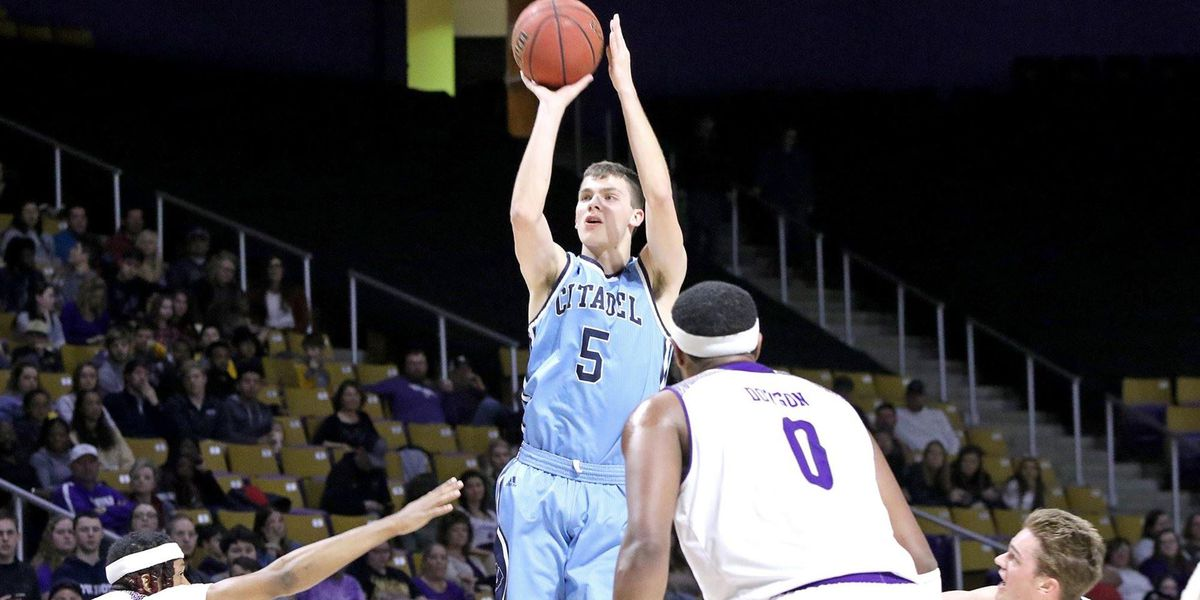 The Citadel's season ends with loss to Wofford in SoCon Tournament