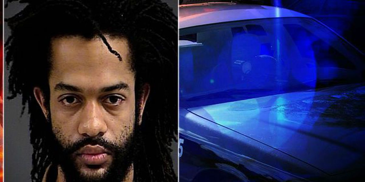 Report: Suspect fought cops after being caught with weed during traffic stop