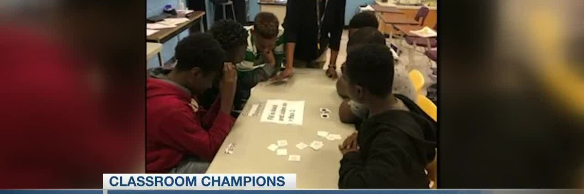 Classroom Champions: Bradley wants materials that will help students learn about technology