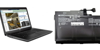 78,500 HP batteries recalled due to fire and burn hazards