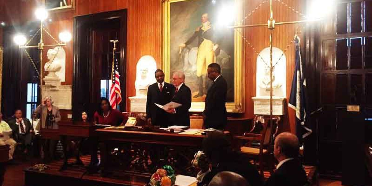 Charleston City Council passes resolution to dedicate trees to Emanuel