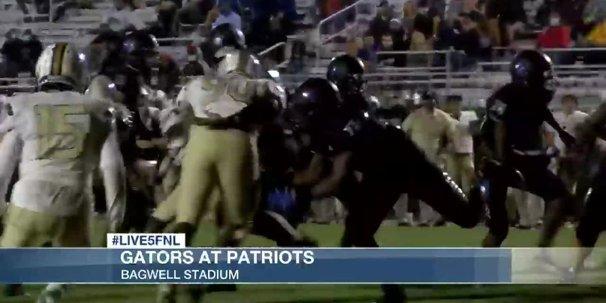 VIDEO: Friday Night Lights football coverage - Part 1