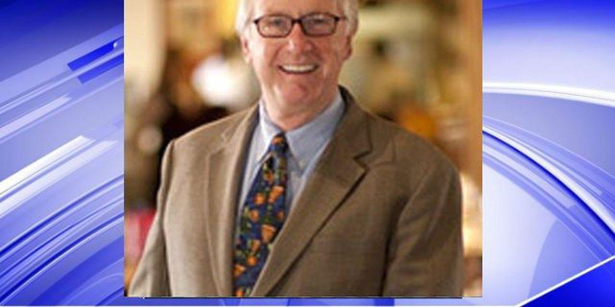 Charleston businessman announces mayoral bid
