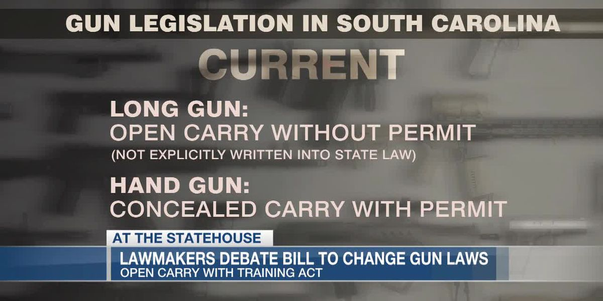 VIDEO: State lawmakers expected to begin debates on open-carry law