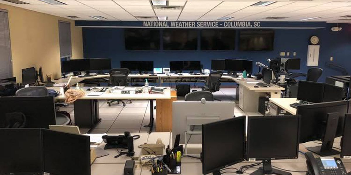 UPDATE: NOAA radios, radar back up at NWS Columbia after outage