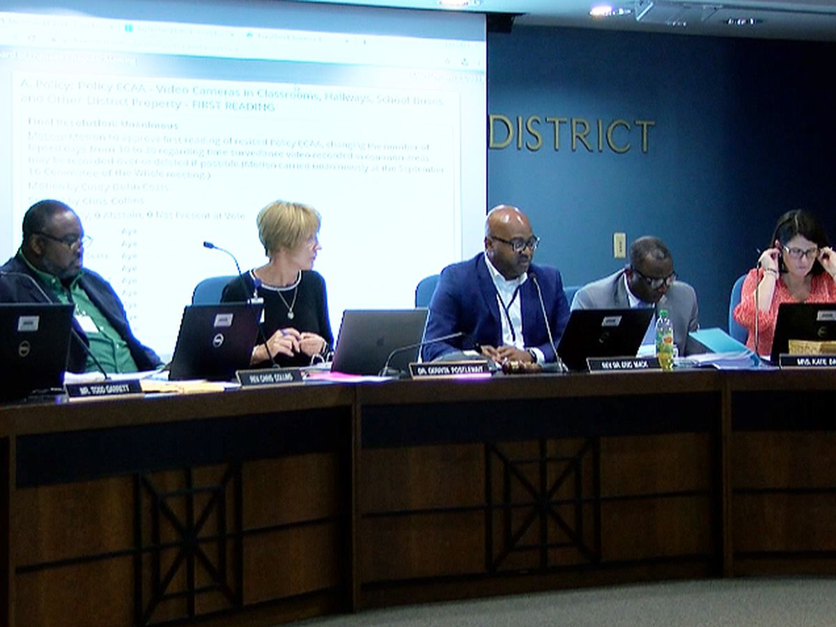Governor set to review bill that reshapes the Charleston County School Board