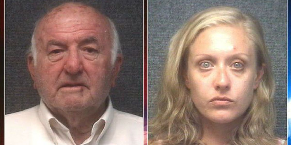 82-year-old man, 29-year-old woman arrested for prostitution in Myrtle Beach