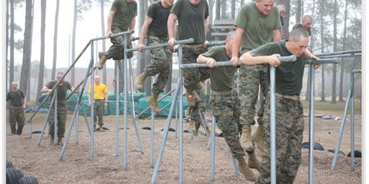 Marine Corps punished SC instructors over hazing claims