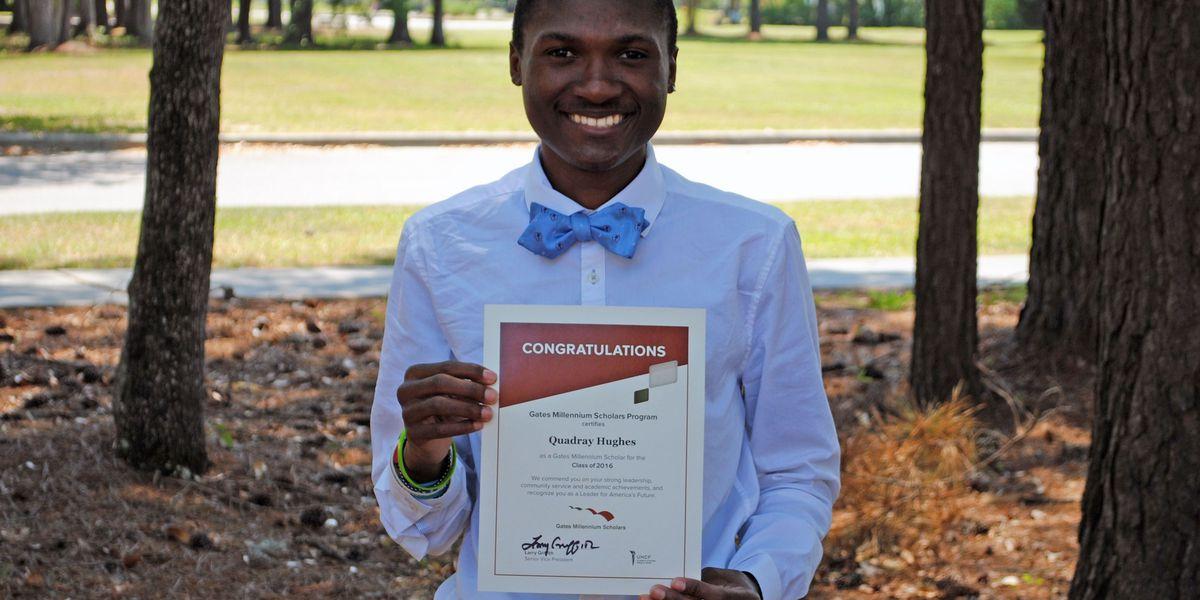 West Ashley High School student receives Gates Millennium Scholarship