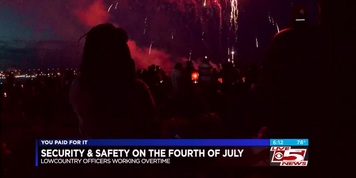 VIDEO: You Paid For It: Security & safety on the Fourth of July