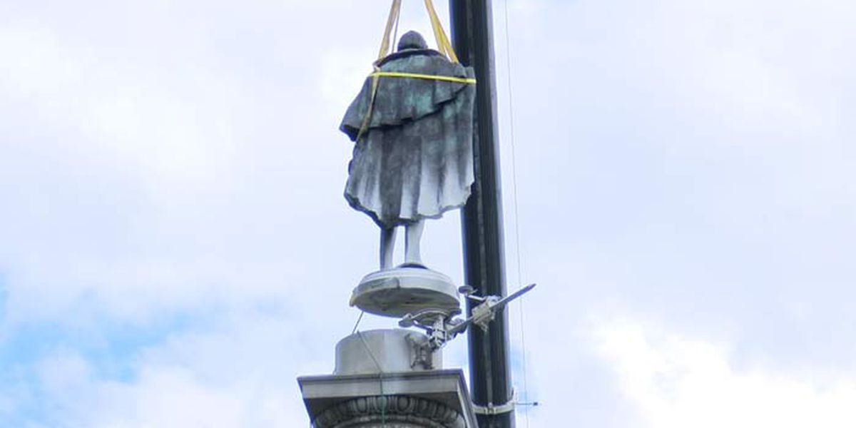You Paid For It: Calhoun statue removal