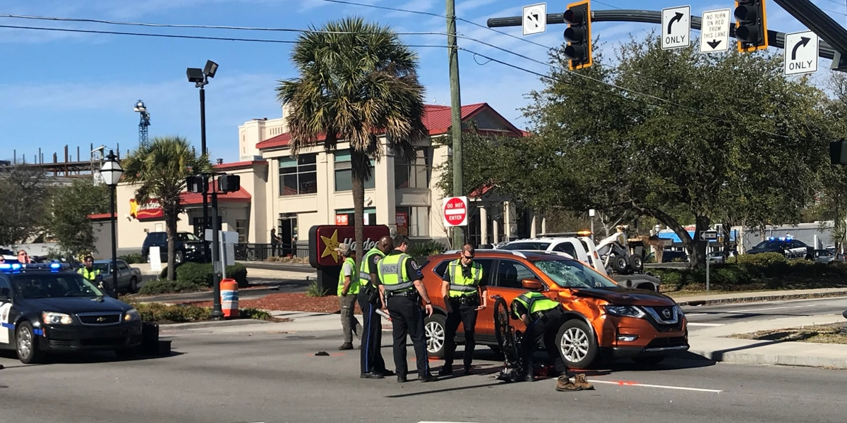 Bicyclist injured in February collision dies of injuries