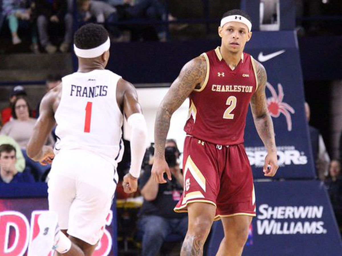 Francis leads Richmond over Coll. Of Charleston 78-71