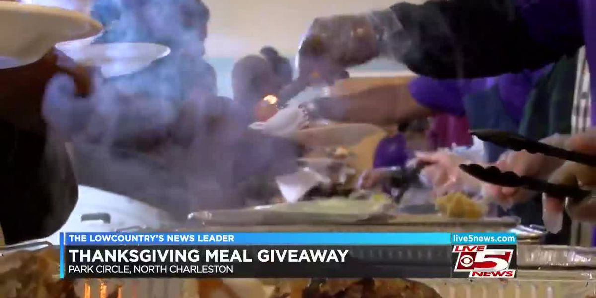 Lodge feeds hundreds a Thanksgiving meal in Park Circle