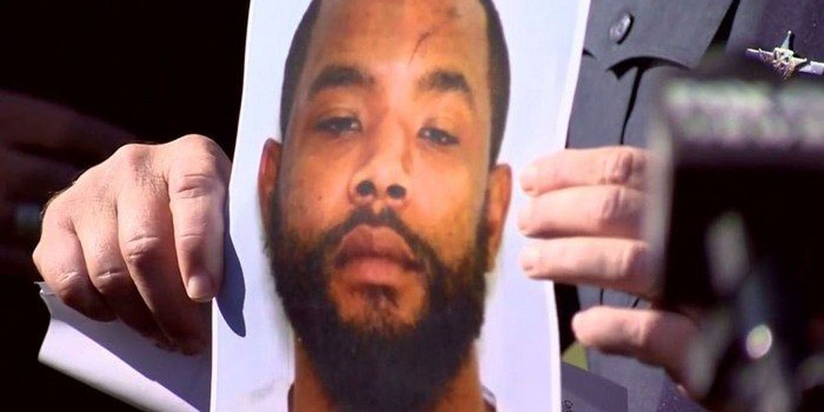 Authorities arrest man wanted for Maryland office park shooting