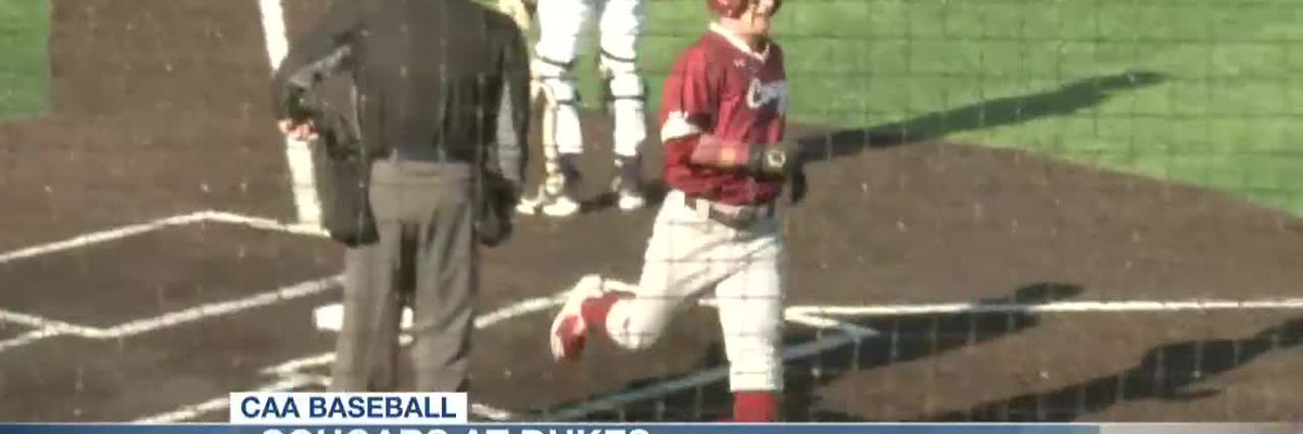 VIDEO: Six-Run Third Lifts Dukes Over Cougars