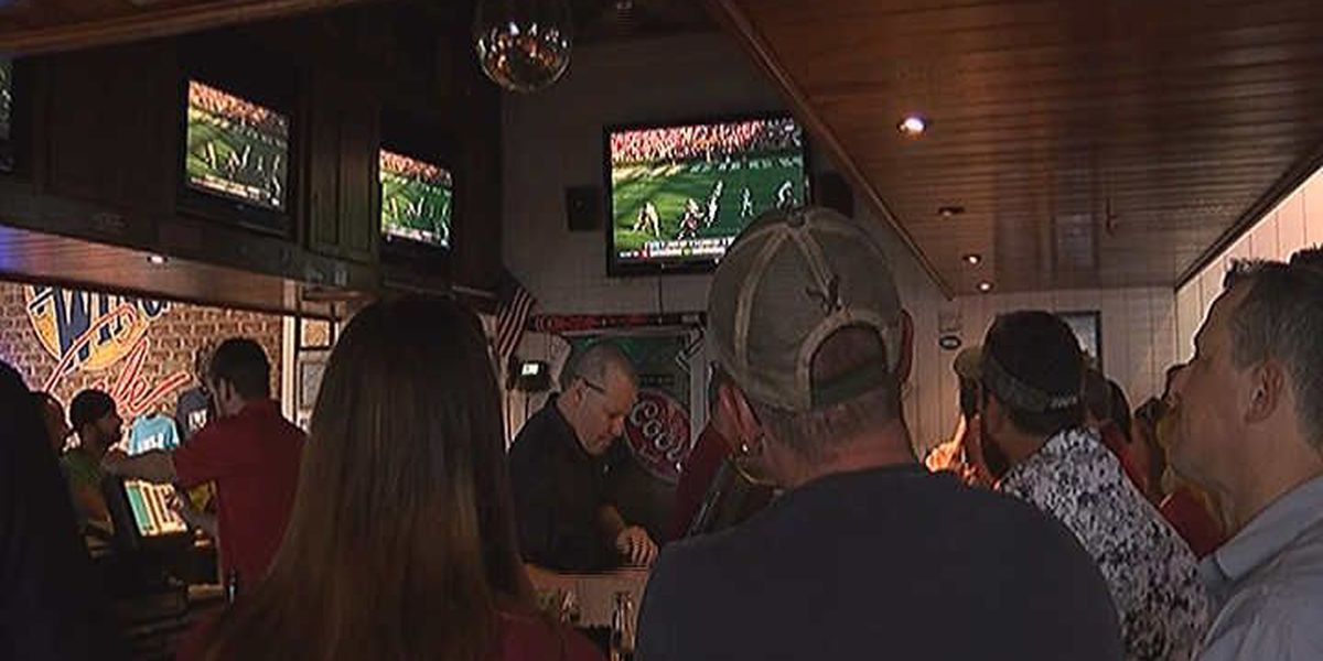 Bars see increase in business as many drop cable