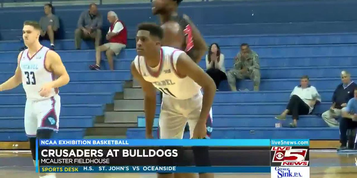 Bulldogs Score 141 in Exhibition Rout of North Greenville