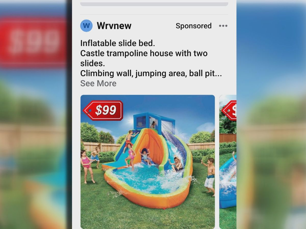 Live 5 Scambusters: Water slides ordered but something else is delivered