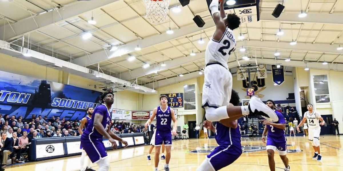 Bucs drop home game to High Point